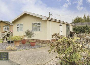 Thumbnail 2 bed mobile/park home for sale in Moor Lane, Calverton, Nottinghamshire