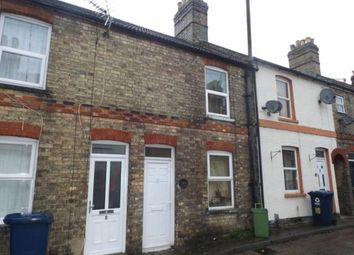 Thumbnail 2 bed terraced house for sale in Merritt Street, Huntingdon, Cambs