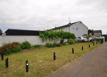 Thumbnail 3 bed terraced house for sale in Saxon Gardens, Shoeburyness, Essex