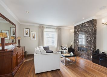 Thumbnail 3 bed flat to rent in Ovington Street, Chelsea