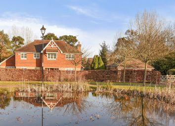 Thumbnail 5 bed detached house for sale in Rookwood Park, Horsham