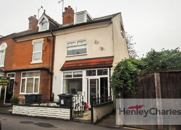 Thumbnail 3 bed end terrace house to rent in Goldsmith Road, Kings Heath, Birmingham