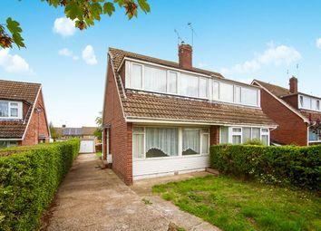 Thumbnail 3 bed semi-detached house to rent in Farm Close, Ashford