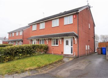 Thumbnail 2 bed semi-detached house for sale in Sneyd Wood View, Stoke-On-Trent