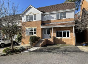 Thumbnail 4 bed detached house for sale in Afal Sur, Barry