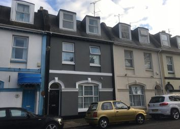 Thumbnail 6 bed shared accommodation to rent in Bampfylde Road, Torquay, Devon
