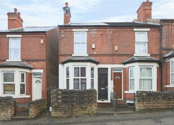Thumbnail 2 bed terraced house for sale in Osborne Street, Hyson Green, Nottingham
