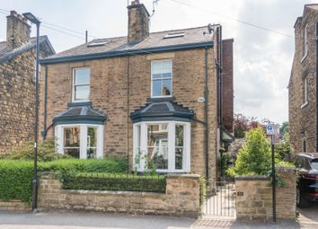 Thumbnail 5 bedroom semi-detached house for sale in Endcliffe Rise Road, Botanical Gardens