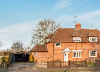 Thumbnail 3 bed semi-detached house for sale in South Park, Weeting, Brandon
