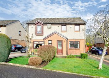 Thumbnail 3 bedroom semi-detached house for sale in Harris Close, Newton Mearns, Glasgow