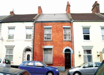 Thumbnail 3 bedroom terraced house for sale in Regent Street, St. Thomas, Exeter