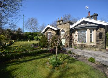 Thumbnail 3 bed detached bungalow for sale in The Lodge, Harrogate Road, Idle