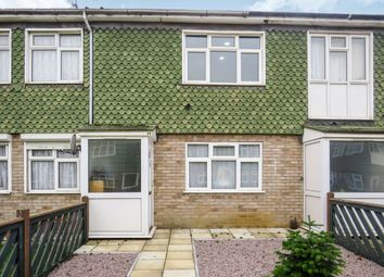 Thumbnail 2 bedroom terraced house for sale in Lowick Gardens, Westwood, Peterborough