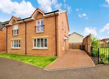Thumbnail 3 bed semi-detached house for sale in Shankly Drive, Wishaw