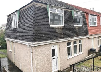 3 bed end terrace house for sale in Cripps Avenue, Cefn Golau, Tredegar NP22