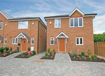 Thumbnail 3 bed detached house to rent in Woodham Lane, New Haw, Addlestone