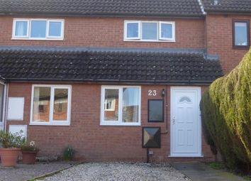 Thumbnail 1 bed terraced house to rent in Thomas Close, Hereford, Herefordshire