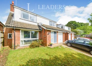 Thumbnail 4 bed detached house to rent in Eleanore, Waverley Road, St.Albans