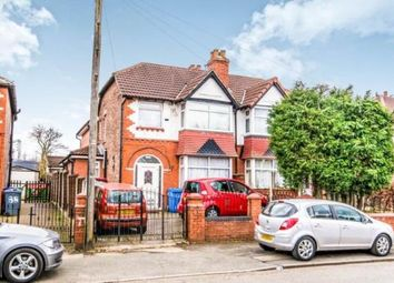 Thumbnail 5 bed semi-detached house for sale in Talbot Road, Manchester, Greater Manchester, Uk