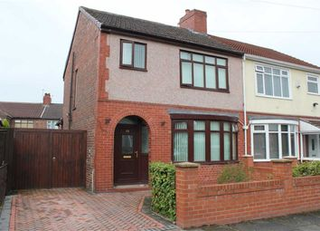 Thumbnail 3 bed semi-detached house for sale in Milford Drive, Levenshulme, Manchester