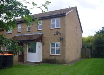 Thumbnail 1 bed flat to rent in Constable Close, Houghton Regis, Dunstable