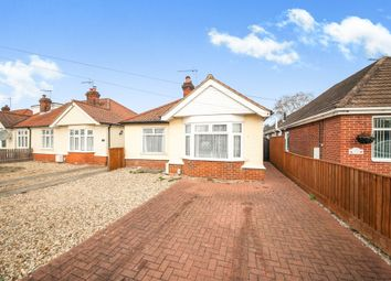 Thumbnail 2 bedroom detached bungalow for sale in Chilton Road, Ipswich