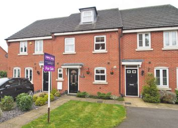 Thumbnail 3 bed town house for sale in Church View Drive, Tupton, Chesterfield