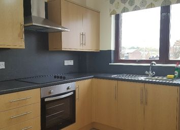Thumbnail 3 bed flat to rent in Almerie Close, Arbroath, Angus