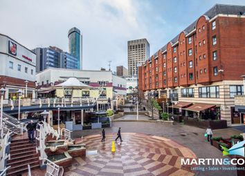Thumbnail 1 bed flat for sale in The Arcadian, Hurst Street, Birmingham