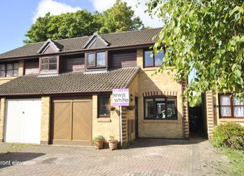 Thumbnail 3 bed semi-detached house to rent in Churchfield Road, Reigate