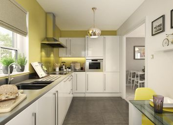 "Thumbnail 2 bed flat for sale in ""Drayton"" at Walnut Close, Keynsham, Bristol"