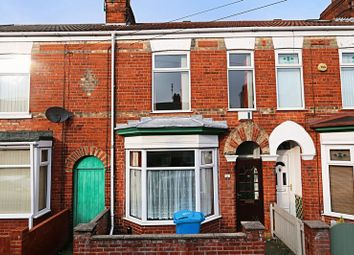 Thumbnail 2 bed terraced house for sale in Lambton Street, Hull