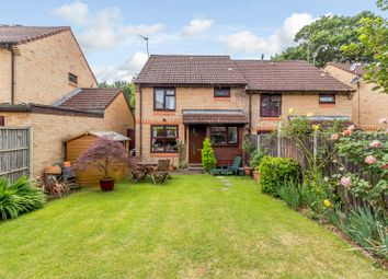 Thumbnail 1 bed semi-detached house for sale in Rowhurst Avenue, Addlestone