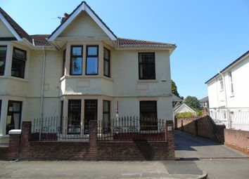 Thumbnail 4 bed semi-detached house for sale in Thompson Avenue, Cardiff