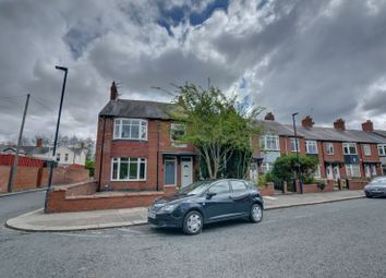 Thumbnail 3 bed flat for sale in Newlands Road, High West Jesmond, Newcastle Upon Tyne