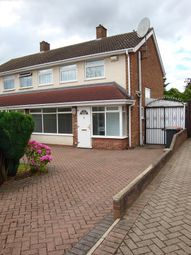 Thumbnail 3 bed semi-detached house to rent in Haylands Way, Bedford