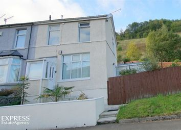 Thumbnail 2 bed end terrace house for sale in Pentwyn Avenue, Mountain Ash, Mid Glamorgan
