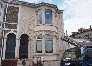 Thumbnail 3 bed terraced house to rent in Milton Park, Redfield, Bristol