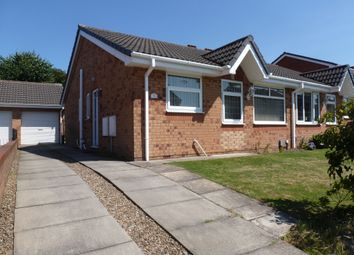 Thumbnail 2 bed semi-detached bungalow for sale in Barley Croft, Dewsbury Moor, Dewsbury