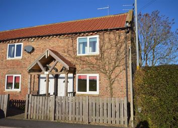 Thumbnail 1 bed terraced house to rent in The Cottages, Station Road, Wistow