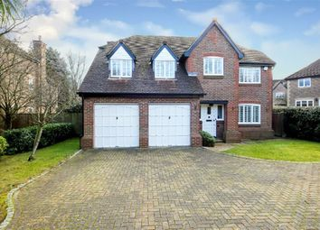 Thumbnail 5 bed detached house to rent in Nutfields, Ightham, Sevenoaks