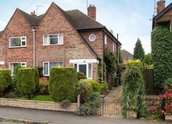Thumbnail 3 bedroom semi-detached house for sale in Steyning Crescent, Glenfield, Leicester