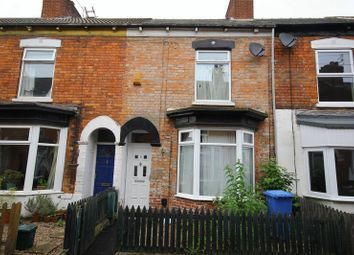 Thumbnail 3 bedroom terraced house to rent in Beech Grove, Princes Road, Hull