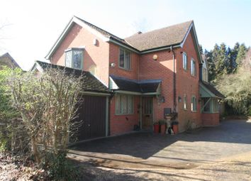 Thumbnail 3 bedroom detached house for sale in Station Lane, Lapworth, Solihull