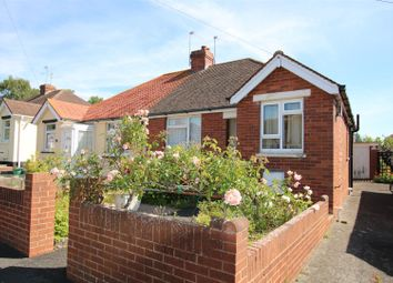 Thumbnail 2 bedroom semi-detached bungalow for sale in Kingsley Avenue, Whipton, Exeter