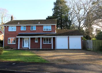 Thumbnail 4 bed detached house for sale in The Laurels, Ferndown