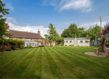Thumbnail 3 bed cottage for sale in Duck Street, Egginton