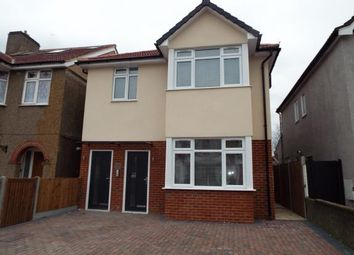 Thumbnail 2 bed maisonette for sale in Hainault, Essex