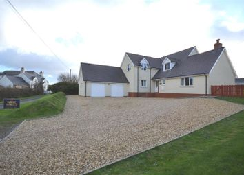 Thumbnail 5 bed detached house for sale in Glebe Lane, Marloes, Haverfordwest