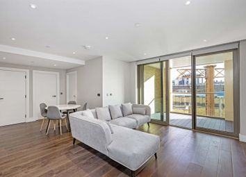 Thumbnail 1 bed flat to rent in Radley House, Prince Of Wales Drive, London